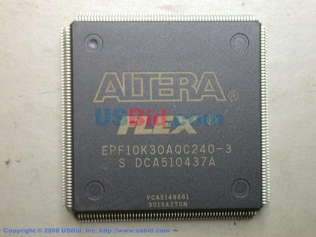 EPF10K30AQC240-3 photos