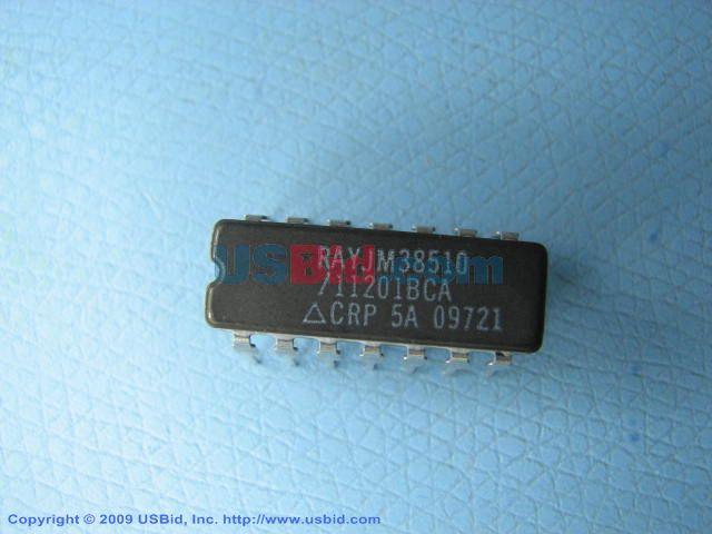 M38510/11201BCA photos
