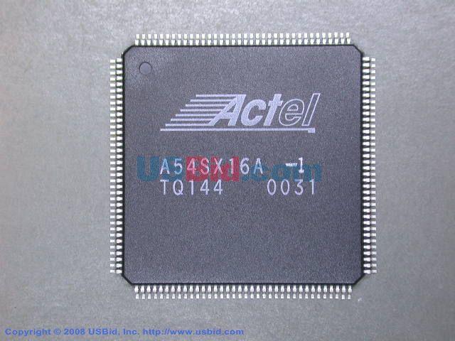 A54SX16A-1TQ144 photos