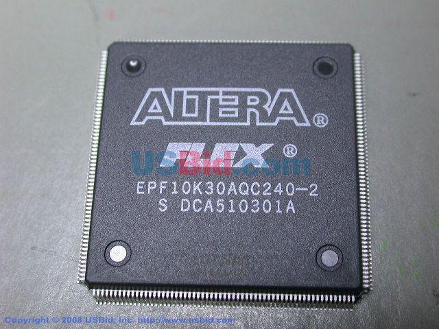 EPF10K30AQC240-2 photos