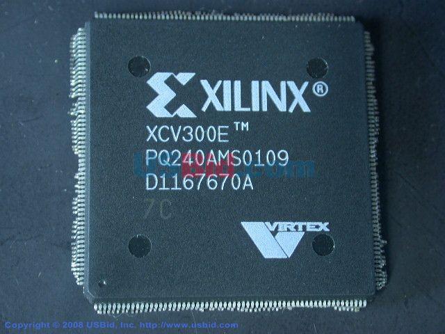 XCV300E-7PQ240C photos