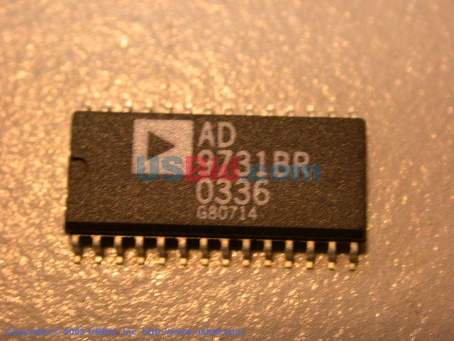 AD9731BR photos