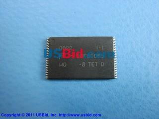 MT28F800B5WG8TET