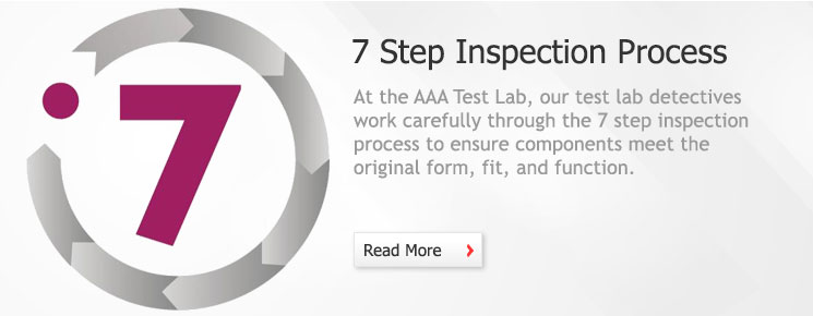 7 Step Inspection Process