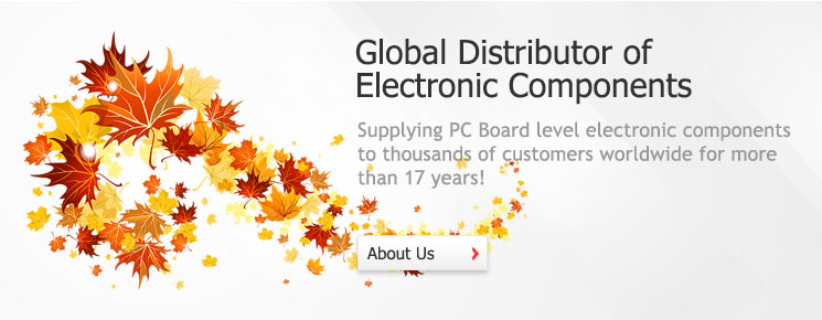 Global Distributor of Electronic Components