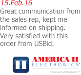 USBid Customer Review